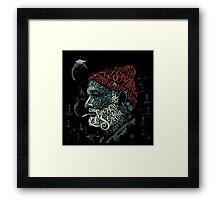 Bill Murray  Framed Print