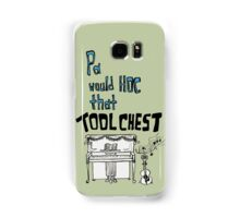 Emmet Otter approves Samsung Galaxy Case/Skin