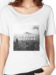 modern vampires of the city, vampire weekend Women's Relaxed Fit T-Shirt
