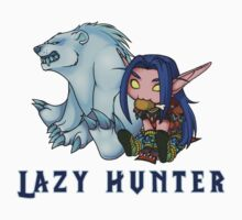 Lazy Hunter Kids Clothes