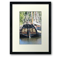 Phoenix out of Portsmouth Framed Print