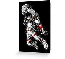 Astronout jam Greeting Card