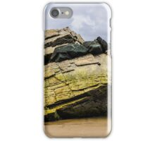 Rocks of Maghera Beach - Ireland #1 iPhone Case/Skin