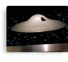 Lost in Space Spaceship Canvas Print