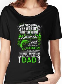FISHING DAD 2 Women's Relaxed Fit T-Shirt