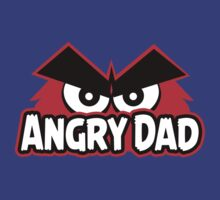 Angry Dad by just4laughs
