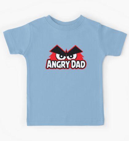 Angry Dad Kids Tee