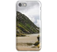 Rocks of Maghera Beach - Ireland #4 iPhone Case/Skin