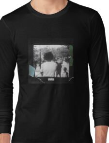 J. Cole 4 Your Eyez Only Merchandise Long Sleeve T-Shirt