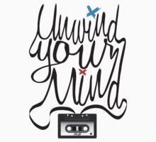 Unwind Your Mind Kids Clothes