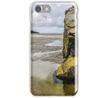 Rocks of Maghera Beach - Ireland #5 iPhone Case/Skin