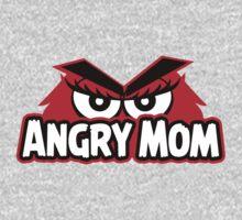Angry Mom One Piece - Long Sleeve