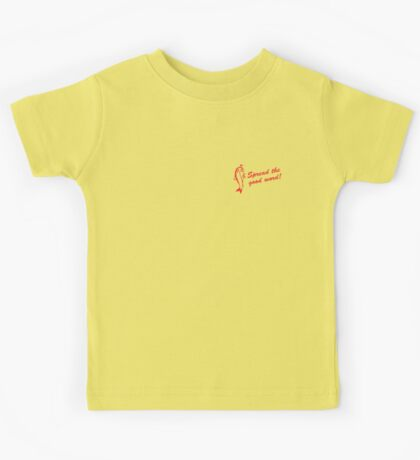 Anchovy Community Membership - red Kids Tee