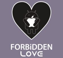 Forbidden Love // Apple & Android Sitting in a Tree Kids Clothes