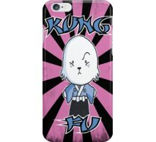 Bunny Fu iPhone Case/Skin