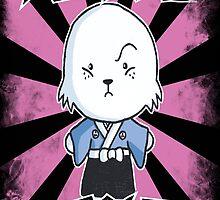 Bunny Fu by Anuktoy
