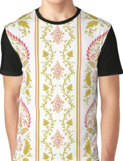 Pattern with fantasy flowers Graphic T-Shirt