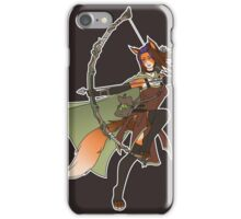 Akky the Archer iPhone Case/Skin