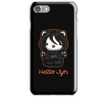 Hello Jyn iPhone Case/Skin