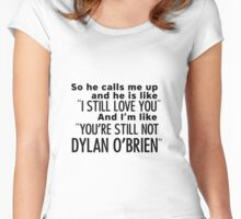 Dylan T Women's Fitted Scoop T-Shirt