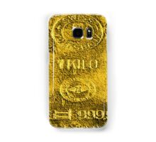 GOLD BAR Samsung Galaxy Case/Skin