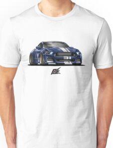 ford mustang naqaush design RS Unisex T-Shirt