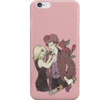 Rose and 11 iPhone Case/Skin
