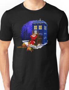 The Doctor Relax before Christmas Unisex T-Shirt