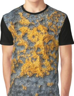 Mountains of Gold, Shorehaven Beach Graphic T-Shirt