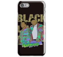 drake and friend iPhone Case/Skin
