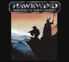Hawkwind Masters of the Universe by comastar