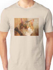 Cat Portrait – Pretty Girl     Unisex T-Shirt
