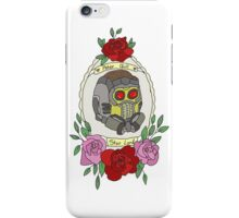 Star Lord iPhone Case/Skin