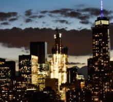 New York 1 Sticker