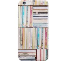 Books Vintage iPhone Case/Skin