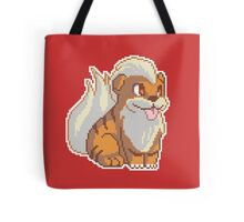 FIRE DOGE Tote Bag