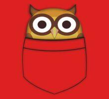 Pocket owl by jaxxx