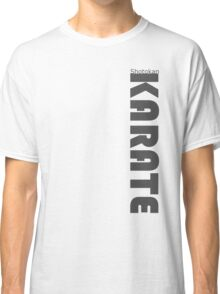 Shotokan Karate Classic T-Shirt