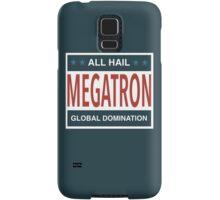All Hail Megatron Samsung Galaxy Case/Skin