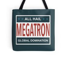 All Hail Megatron Tote Bag