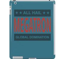 All Hail Megatron - II iPad Case/Skin