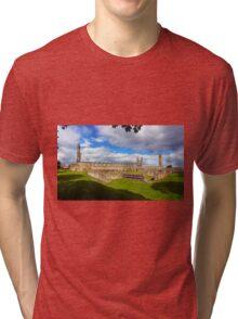 St Andrews Cathedral Tri-blend T-Shirt