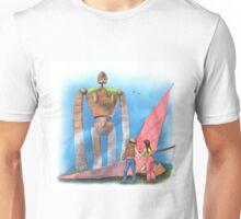 The Gardener - Castle in the Sky Unisex T-Shirt