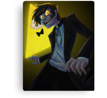 Bipper Canvas Print