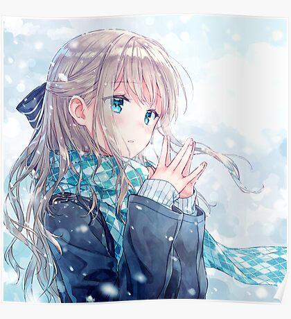 Winter Waifu Poster