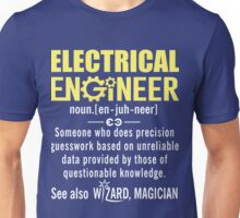 Electrical Engineer Shirt - Electrical Engineer Definition Unisex T-Shirt