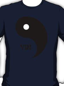Yin (Yin- Yang Couples Design) T-Shirt