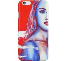 Liberty American Girl iPhone Case/Skin