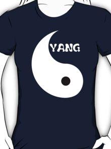 Yang (Yin- Yang Couples Design) T-Shirt