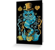 Wonderland Impressions Greeting Card
